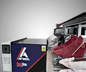 Vaporizador de puntas de las vías flexibles para montado