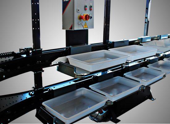 alt system vías flexibles para aparado o pespunte, calidad de maquinaria para calzado